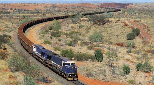 Australia railway
