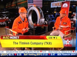 Timken interview
