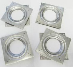 Triangle Manufacturing Introduces Stainless Steel Aluminum Lazy Susan Bearings for Marine and Medical Applications