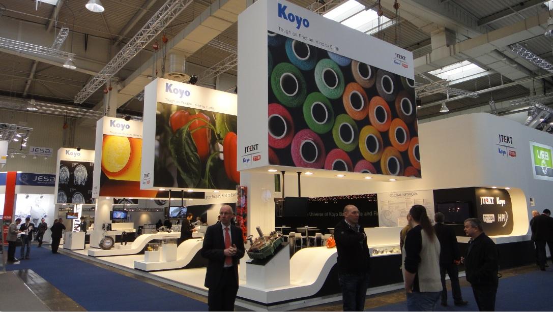 Koyo Hannover 2013bw